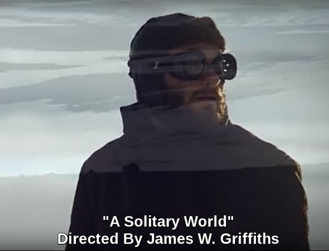"""A Solitary World"": A Cinematic Poem Short Film Featuring H.G. Wells Directed By James W. Griffiths (2014)"