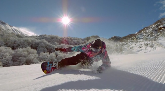 """The Art Of FLIGHT"": Action Sports Film Trailer From Brain Farm Digital Cinema"