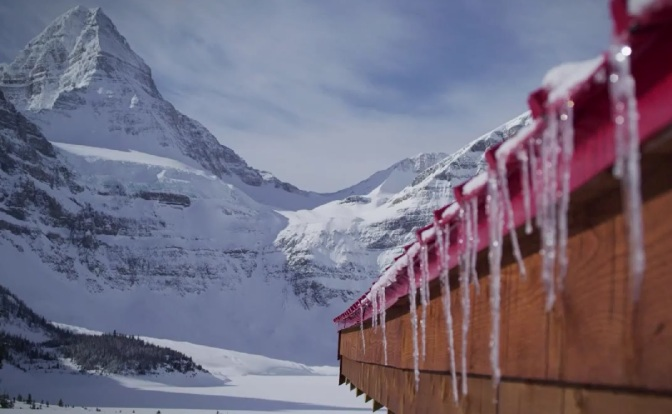 """Assiniboine Lodge – Winter Magic"": Short Film Promo By Reel Water Productions (2013)"