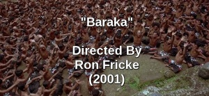 Baraka Film Trailer 2001