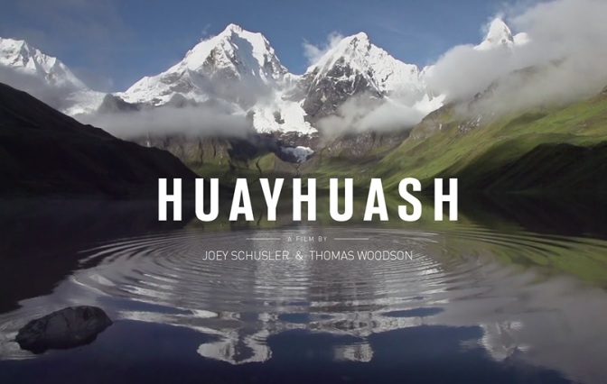 """Huayhuash"": Action Sports Short Film Of Mountain Biking Directed By Joey Schusler (2014)"