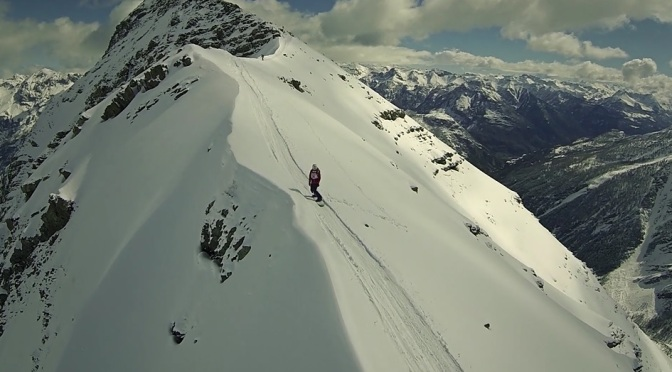 """Naturelle Freeride 2014"": Scenic Time-Lapse Short Film Directed By András Horányi-Névy (2014)"