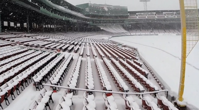 """Winter in Fenway (Sonnet 97)"": A Cinematic Poem Promo Short Film For Boston Red Sox By DGA Productions (2014)"