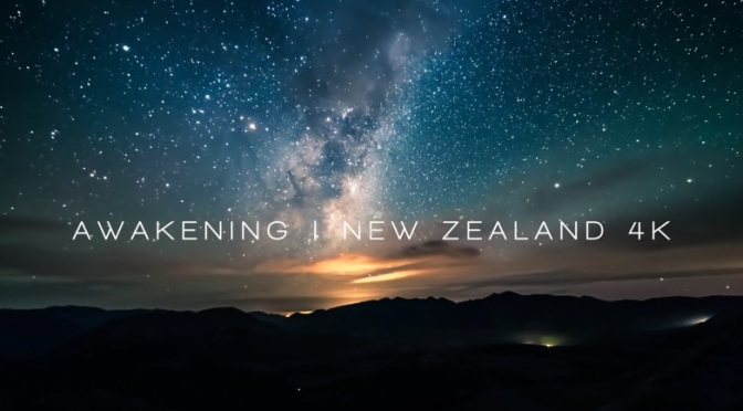 """AWAKENING – NEW ZEALAND 4K"": Cinematic Time-Lapse Short Film By Martin Heck (2014)"