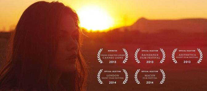 """Flicker"": A Cinematic Poem Creative Short Film Trailer From Director Bouha Kazmi (2013)"