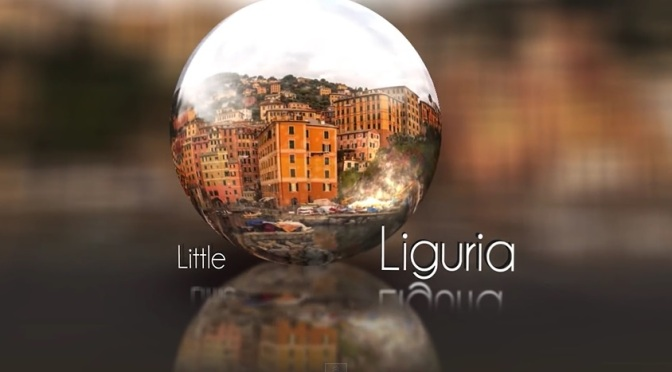 """Little Liguria"": Cinematic Time-Lapse Short Film For Digital Diary Of Italy By Filippo Rivetti (2013)"