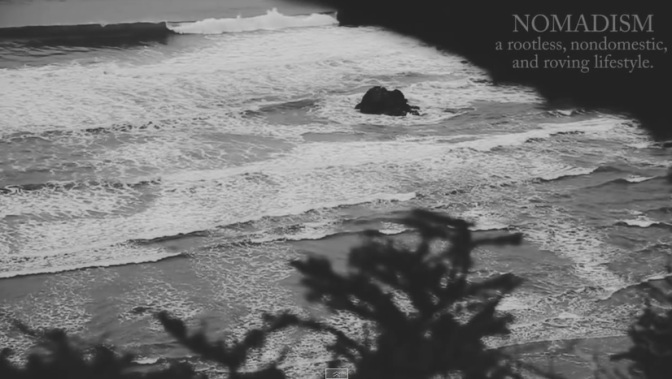 """Nomadism"": Cinematic Poem Time-Lapse Short Film Featuring Poet Lord Byron Filmed & Directed By Marty Mellway (2012)"