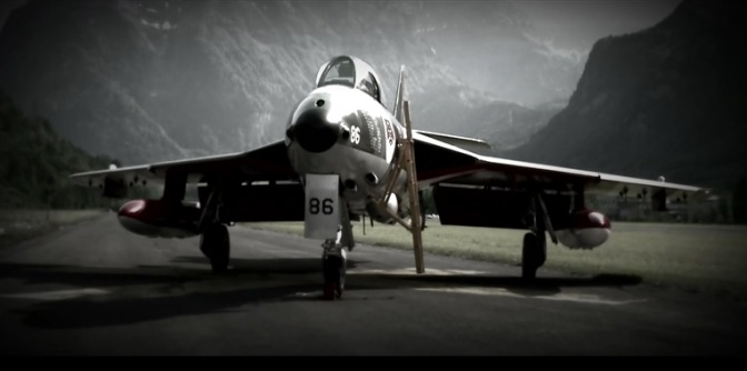 """Oris Aviation"": Cinematic Promotional Short Film For Swiss Watchmaker Directed By Federica Gregotti (2012)"