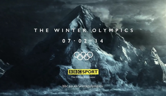 """Winter Olympics 2014"": Cinematic Poem Trailer From BBC Sport Narrated By Actor Charles Dance"
