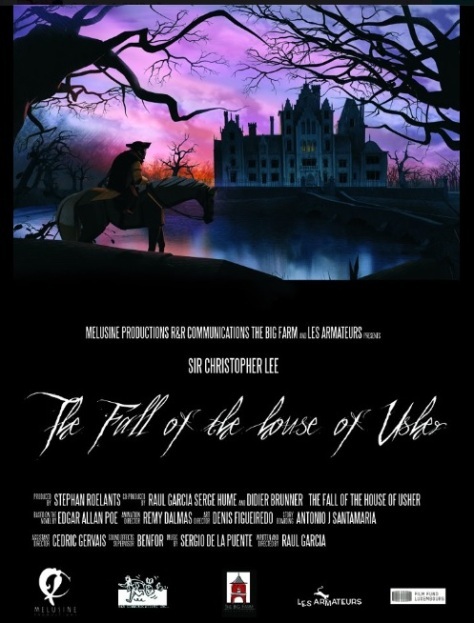 The Fall of the House of Usher Short Film