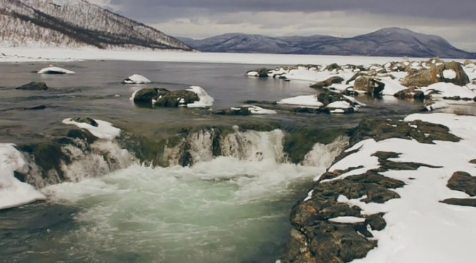 """The Story Of Torne River"": Cinematic Short Film In Arctic Sweden By Henning Sandström (2012)"