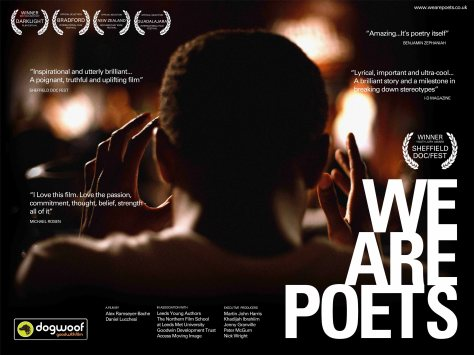 We Are Poets Short Film Poster