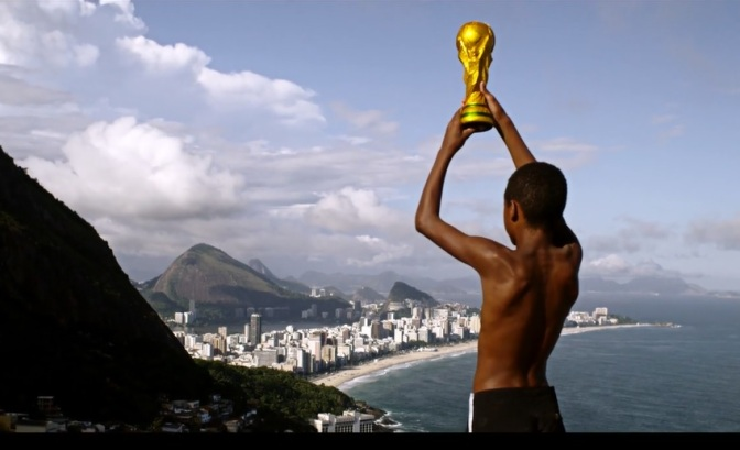 """2014 FIFA World Cup"": ESPN Broadcast Open Short Film Narrated By Jeffrey Wright Directed By Michael Sciallis"