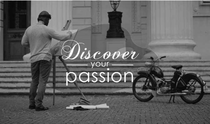 """Discover Your Passion"": Cinematic Short Film From Romania Directed By Tudor Cioroiu (2014)"