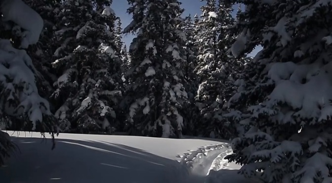 """""""Frozen Moments"""": Cinematic Narrated Short Film In Canadian Rockies Directed By Preston Kanak (2014)"""