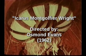 Icarus Montgolfier Wright Ray Bradbury Format Films 1962 Title