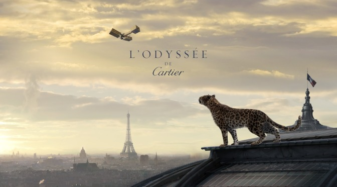 """L'Odyssée de Cartier"": A Cinematic Fashion Short Film Directed By Bruno Aveillan (2012)"