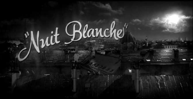 """Nuit Blanche"": Cinematic Creative Short Film Produced And Directed By Arev Manoukian (2009)"