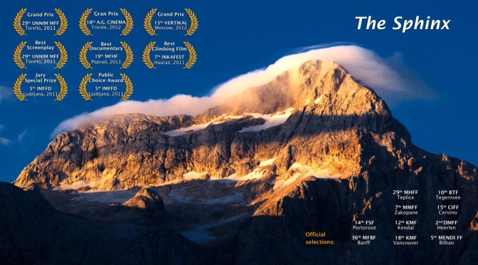 """Sfinga – The Sphinx"": Cinematic Music Trailer Of Free Climbing In Slovenia Directed By Gregor Kresal (2011)"