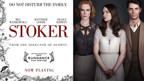 Stoker Film Poster