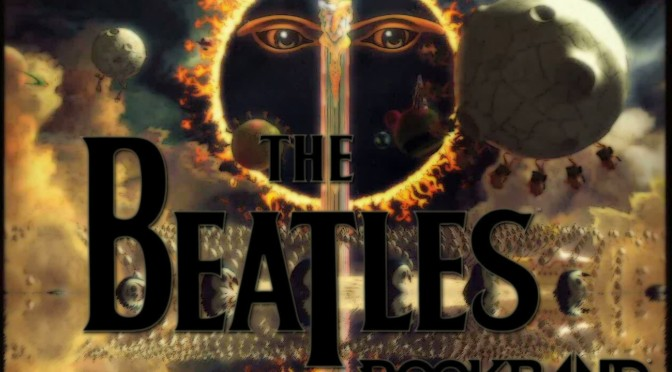 "The Beatles-Rock Band"": A Cinematic Music Video Game Short Film"