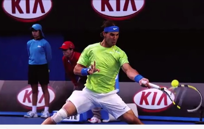 """""""US Open Tennis 2013 Day 4"""": A Cinematic Narrated ESPN Short Film Produced By Kenyatta Storin (2013)"""