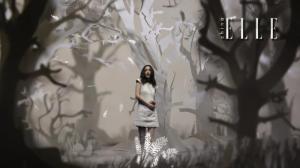 A Journey To Wonderland ELLE Magazine China Davy and Kristin McGuire 2013