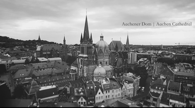 """Aachen Cathedral"": A Cinematic Aerial Short Film Directed By Stefan Petschinka (2014)"