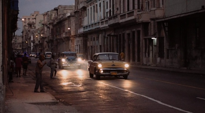 """In Havana"": A Cinematic Visual Poem In The Capital Of Cuba Directed By Ezaram Vambe (2014)"