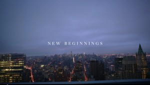 NEW BEGINNINGS NYC Ballet Cinematic Short Film 2013