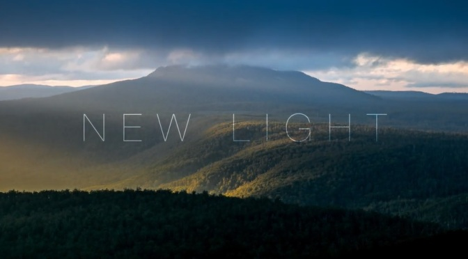 """New Light"": A Cinematic Time-Lapse Promo Short Film For Holden In Tasmania Directed By Timothy Melville (2014)"