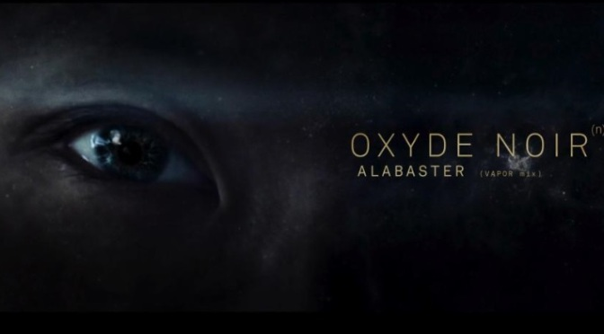 """Oxyde Noir – Alabaster"": A Cinematic Visual Poem Music Short Film Directed By Martin Koch (2014)"