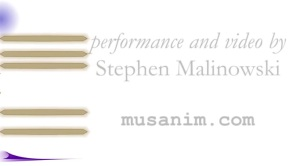 Stephen Malinowski Music Animation Machine (MAM)