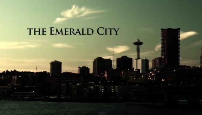 The Emerald City A Cinematic Scenic Short Film Of
