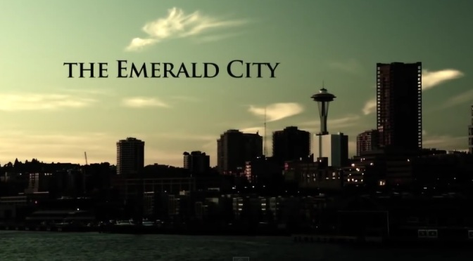 """The Emerald City"": A Cinematic ""Scenic"" Short Film Of Seattle Directed By Joel Edwards (2010)"
