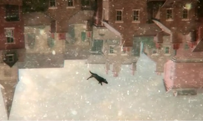 """""""Bubble"""": A Cinematic Animated Music Video For King Creosote And Jon Hopkins Directed By Elliot Dear (2011)"""