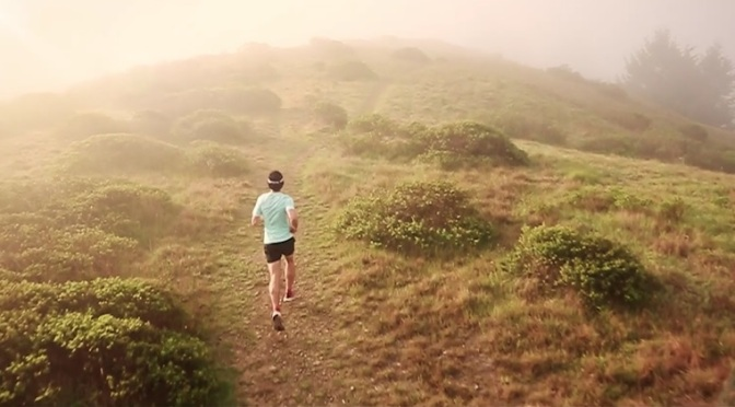 """For The Love"": A Cinematic Poem Short Film On California Trail Running By Luis Peña (2014)"