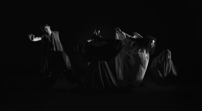 """Piano Works 13"": A Cinematic Experimental Short Film Featuring Four Dancers Directed By Julien Martorel (2013)"