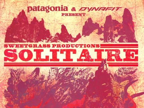 Solitaire Backcountry Skiing Film Poster