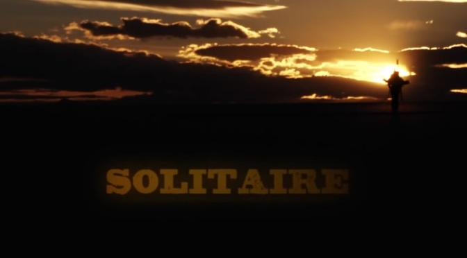 """SOLITAIRE"": A Cinematic Short Film Trailer On Backcountry Skiing Directed By Nicholas Waggoner (2011)"