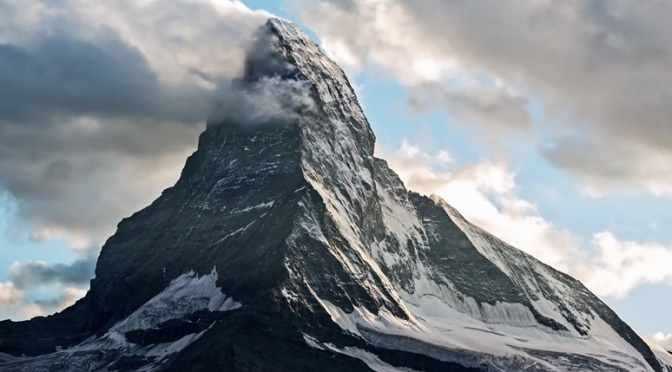 """The Peak"": A Cinematic Music Short Film Of The Swiss Matterhorn Directed By Christian Mülhauser (2013)"
