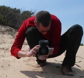 Filmmaker Gunther Machu