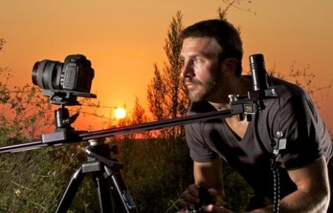 Filmmaker Joe Simon