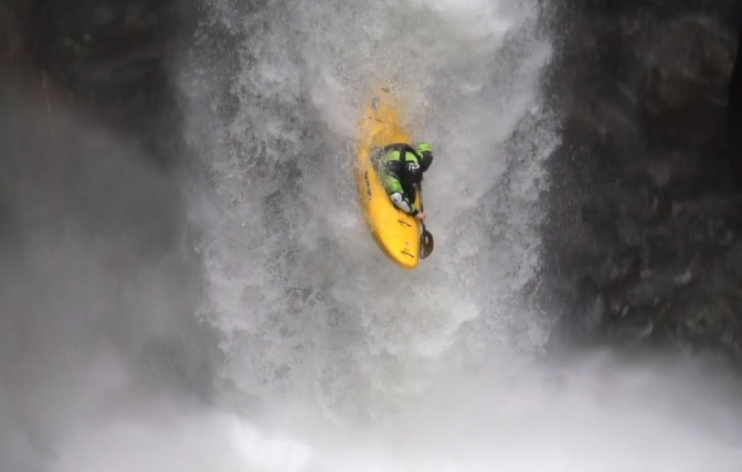 """Mexico Waterfalls"": A Cinematic Slow Motion Kayaking Short Film By Mike McKay (2014)"