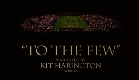 To The Few narrated by Kit Harington