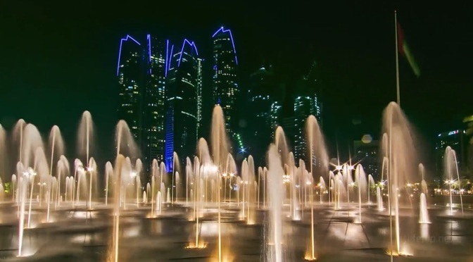"""UAE Summer"": A Cinematic Time-Lapse Short Film By Lewis De Mesa (2014)"