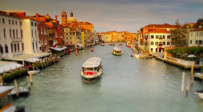 """Venezia In Un Giorno"": A Cinematic Time-Lapse Short Film Directed By Joerg Niggli (2012)"