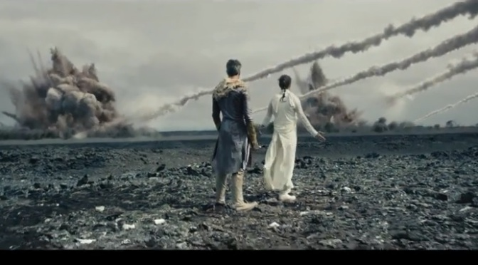"""""""Ambition"""": A Creative Short Film From The European Space Agency By Tomek Bagiński (2014)"""