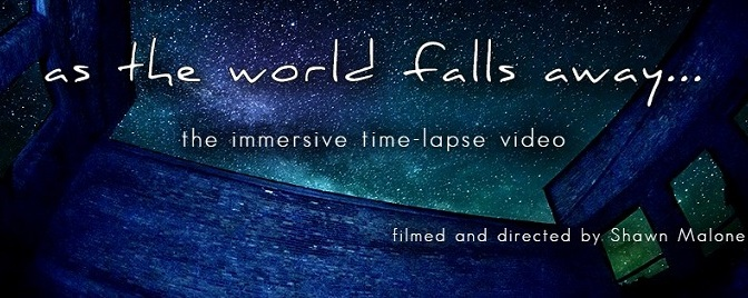 """As The World Falls Away"": A Cinematic Time-Lapse Music Short Film Featuring David Helpling By Shawn Malone (2014)"