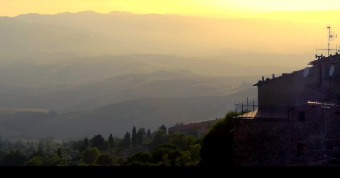"""Bella Toscana"": A Cinematic Short Film In Tuscany, Italy Directed By Gunther Machu (2010)"
